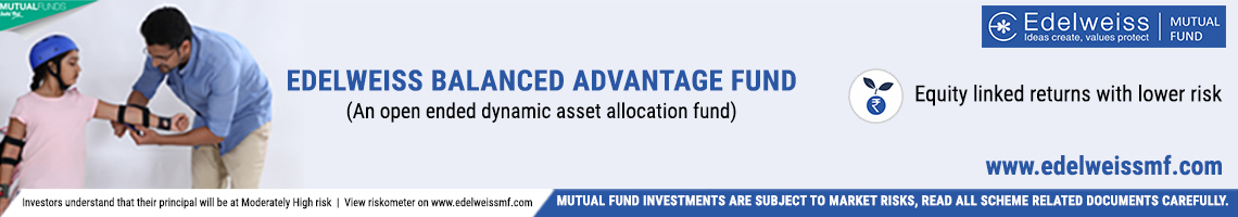 Edelweiss MF Balanced Advantage Fund 1140x200