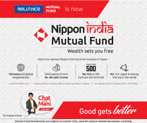 Reliance Nippon MF Home Page Banner 300x250