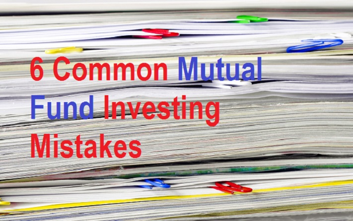 Mutual Funds article in Advisorkhoj - Avoid 6 common mutual fund investing mistakes
