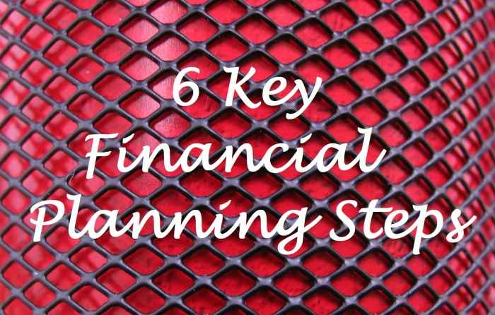 Financial Planning article in Advisorkhoj - 6 Key steps of Financial Planning process