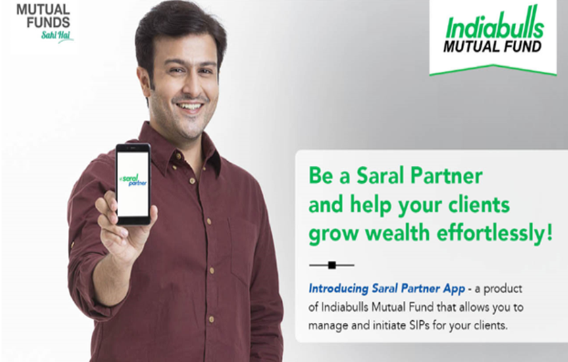 Mutual Funds article in Advisorkhoj - Indiabulls SARAL Partner Mobile App: Making investing in SIPs effortless