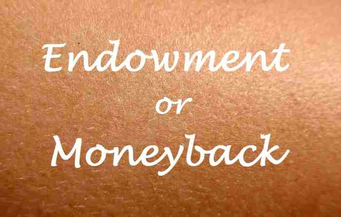 Life Insurance article in Advisorkhoj - Choosing between Endowment and Money Back Life Insurance Plans