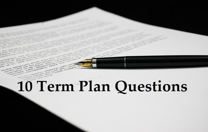 Life Insurance article in Advisorkhoj - 10 Most Commonly Asked Questions about Term Life Insurance