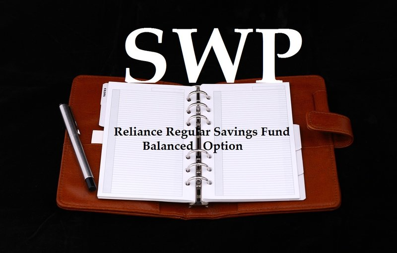 Mutual Funds article in Advisorkhoj - SWP: Reliance Regular Savings Fund Balanced option gave good regular returns
