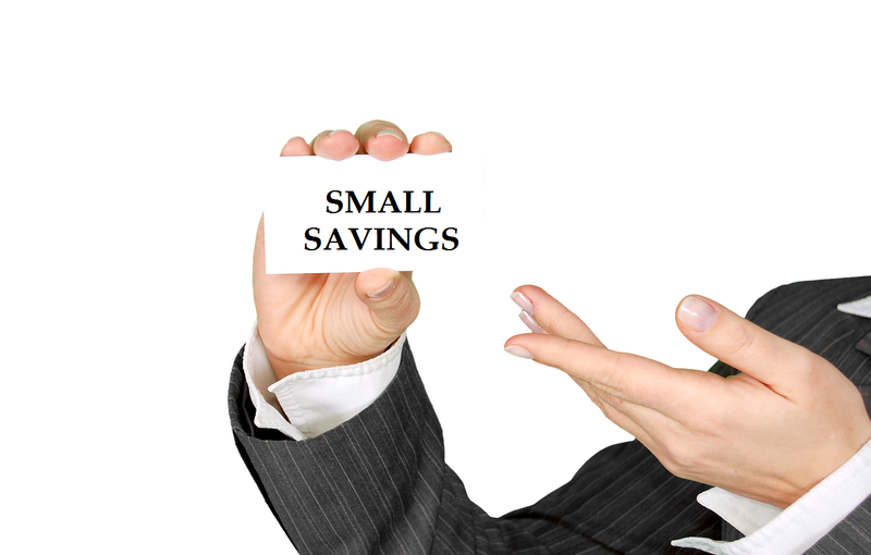 Image result for small savings interest rate