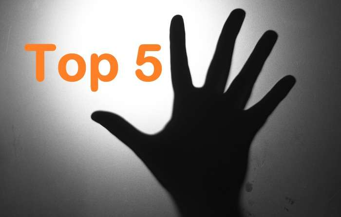 Image result for top 5