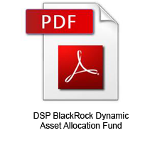 DSP BlackRock Dynamic Asset Allocation Fund NFO Single Pager