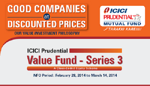 ICICI Prudential Value Fund - Series 3