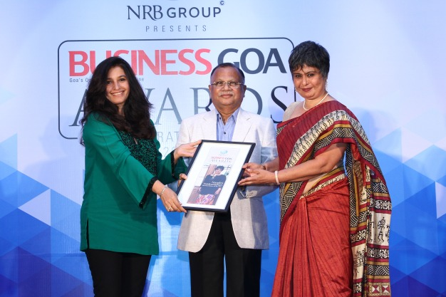 Nandini Vaidyanathan named Business Woman of the year